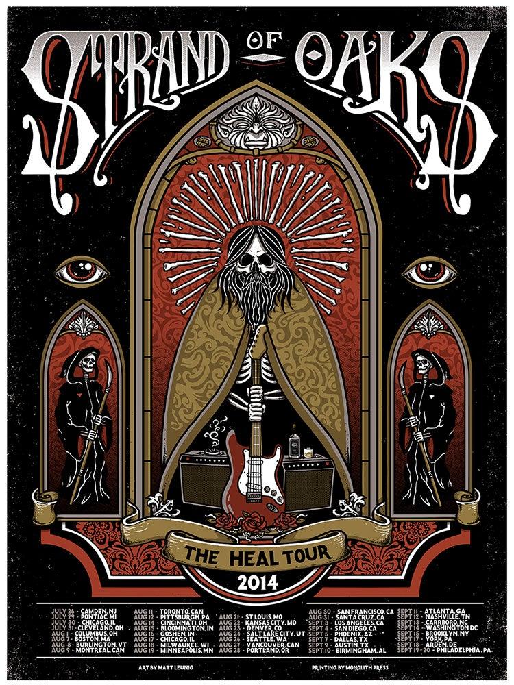 Image of STRAND OF OAKS - Tour 2014