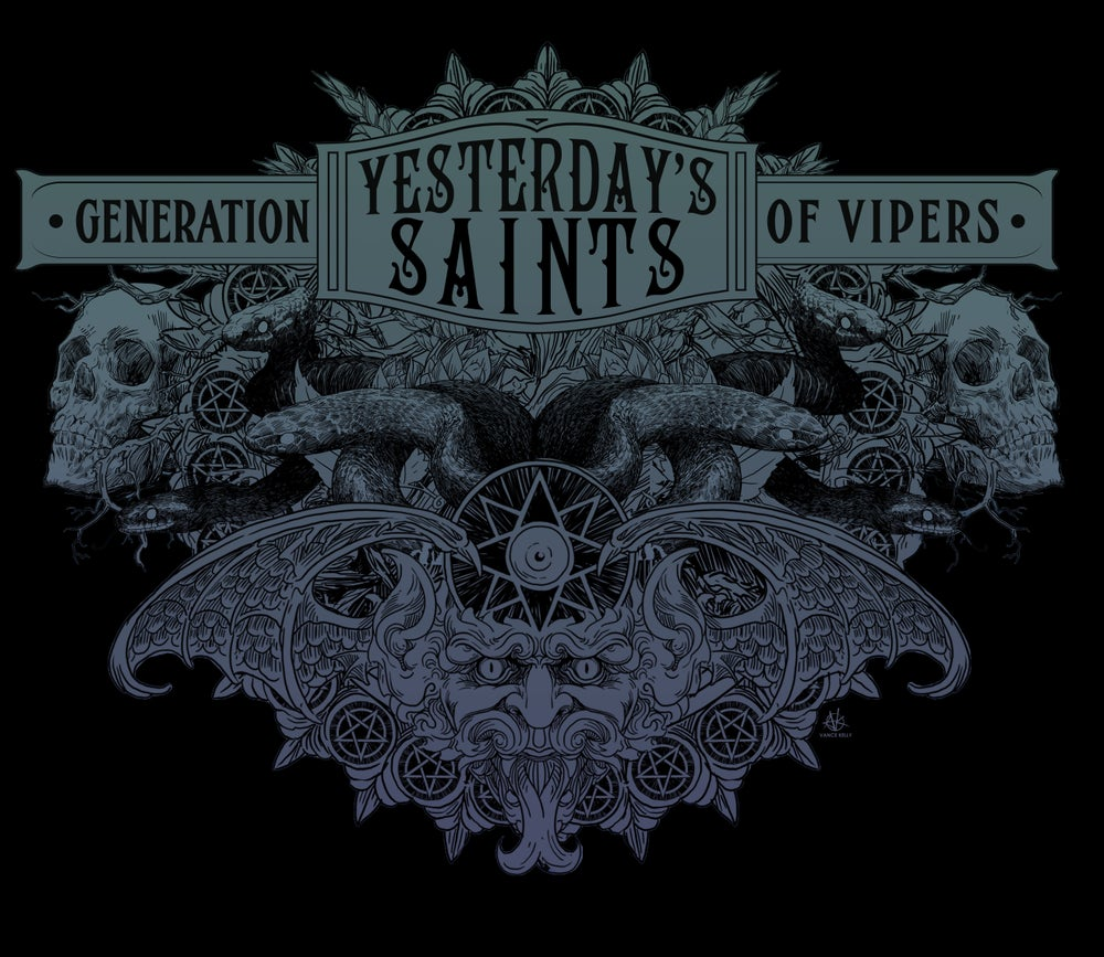 Image of Generation of Vipers  **CD**