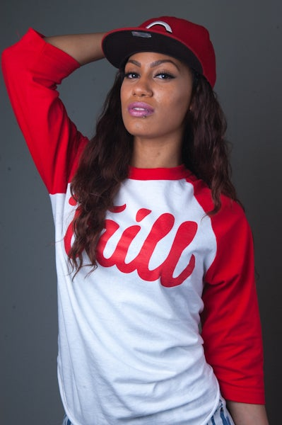 Image of Trill Red/White
