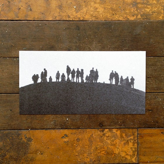 Image of Hill People Postcard