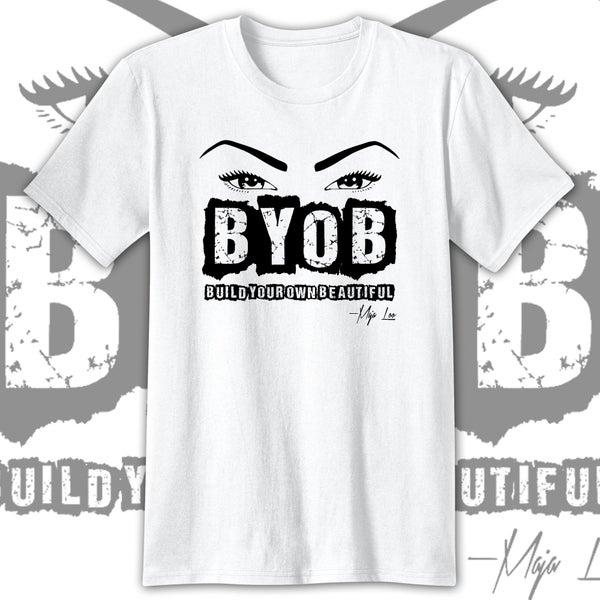 Image of BYOB-White