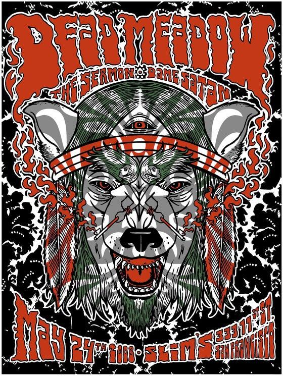 Image of DEAD MEADOW @ SLIMS (SF), CA - 2008