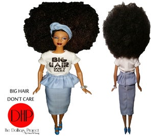 Image of Big Hair Don't Care Fashion Doll