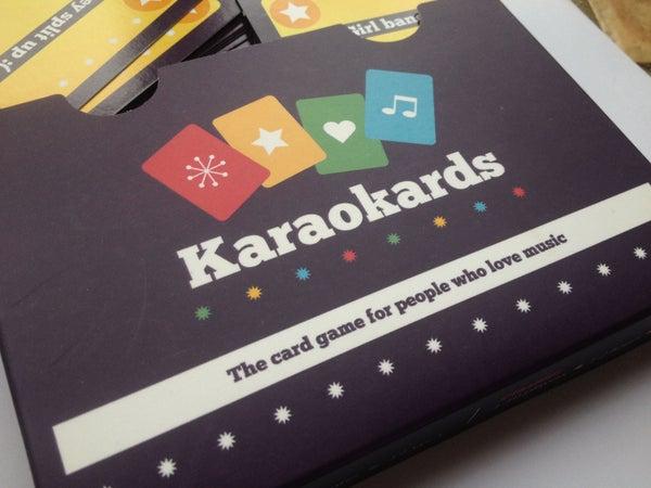Image of Karaokards