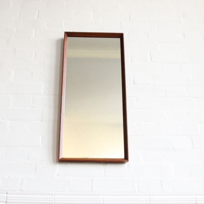 Image of Teak Mirror