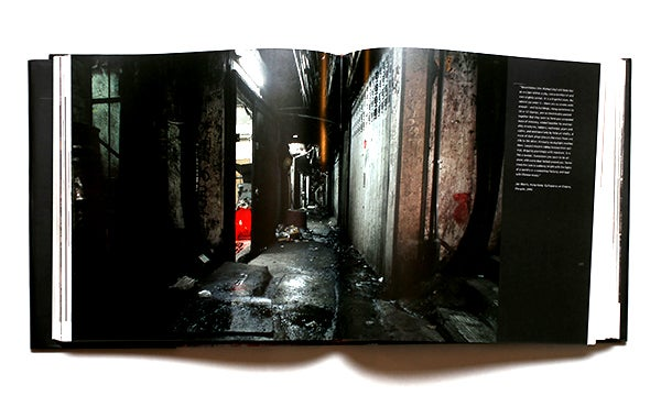 "Image of Newly released book, ""City of Darkness Revisited"""