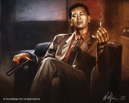 Image of Chow yun fat