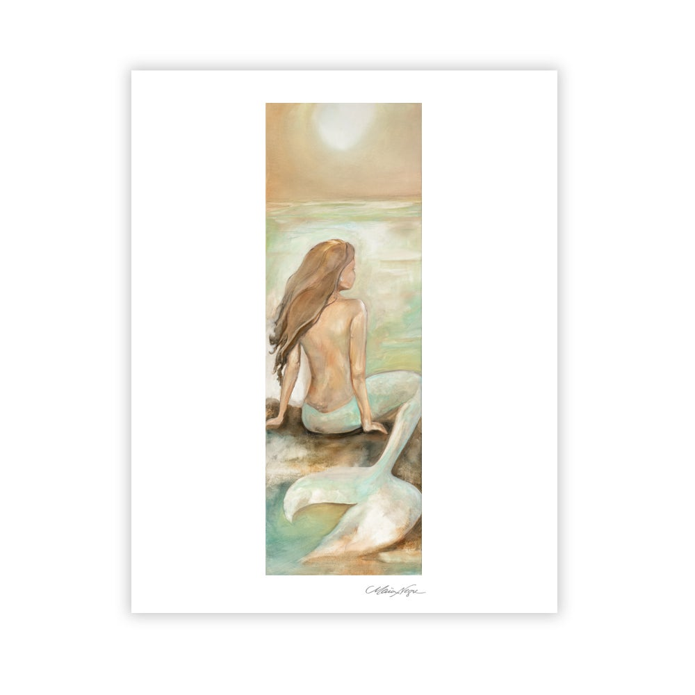 Image of Mermaid 7, Archival Paper Print