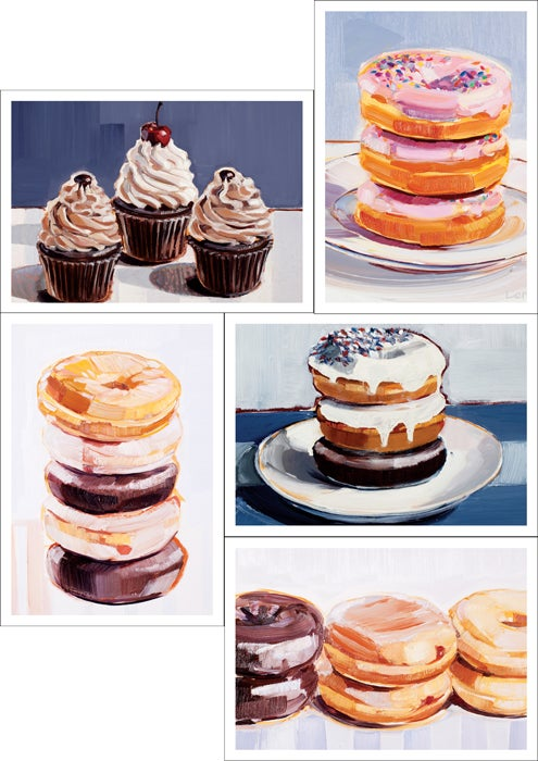 Image of Pastries by Kate Longmaid