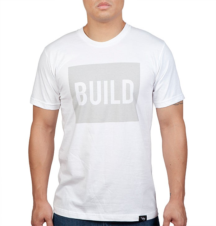 Image of Build (White)