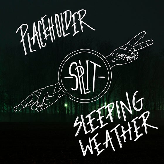 Image of Placeholder / Sleeping Weather - Split 7""