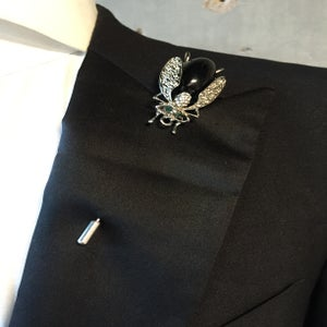 Image of DrkFly Lapel Pin