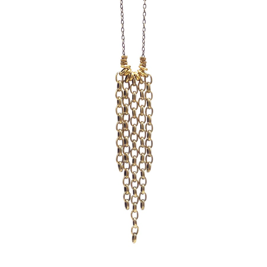 Image of Rain Chain Necklace