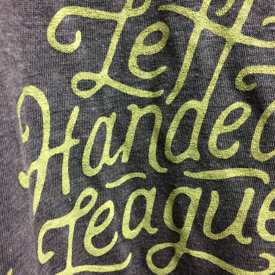 Image of Left-Handed League Tee