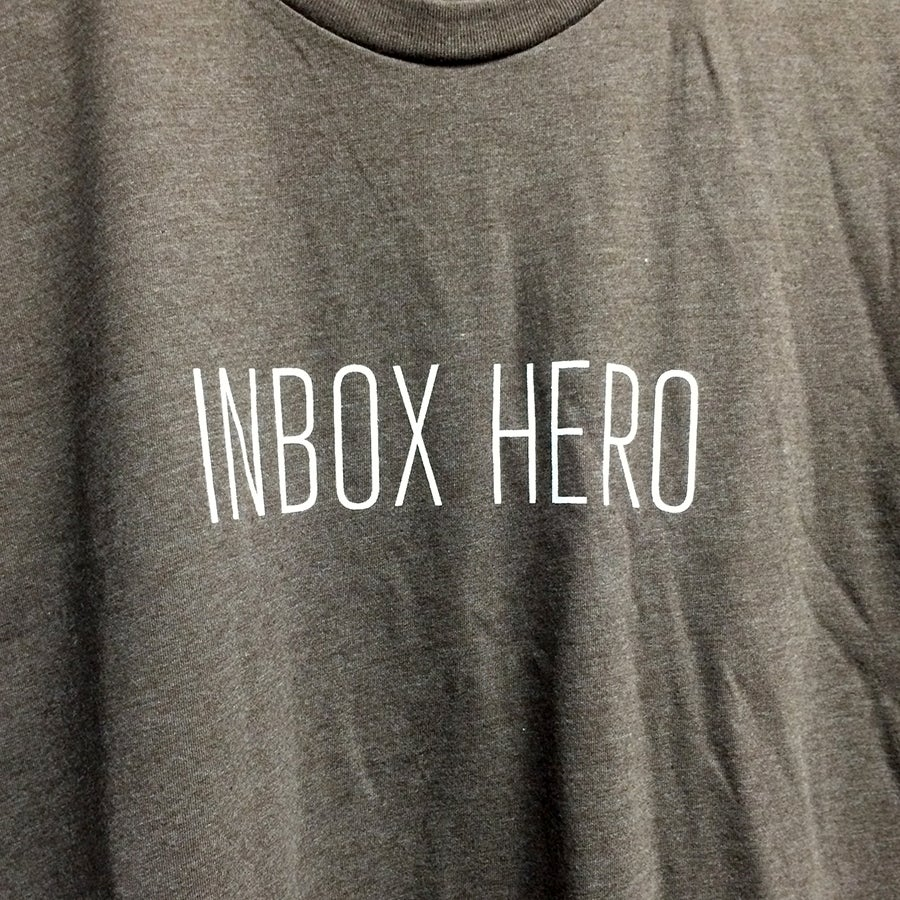 Image of Inbox Hero Tee