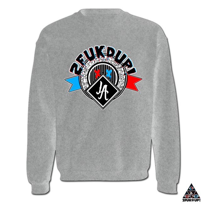 Image of 2FU x 3D Slime Hoodie & Crewneck Sweaters