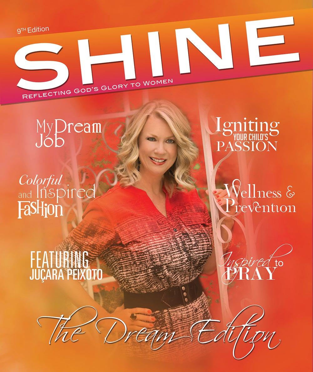 Image of Shine Magazine - 9th Edition