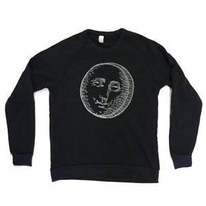 Image of Mister Saturday Night Sweatshirt - Black
