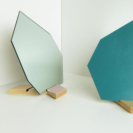 Image of Table Mirror