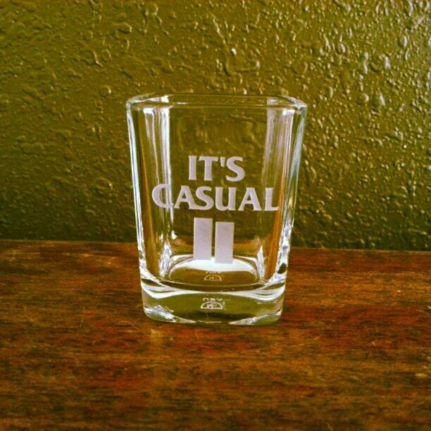 Image of Made In The USA Shot Glasses