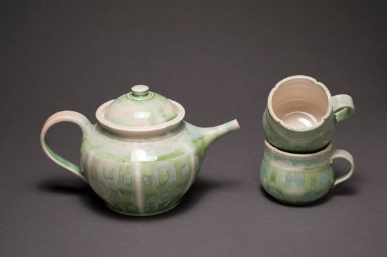 Image of Tea Time Teapot