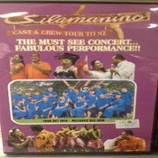 Image of SILAMANINO CAST & CREW CONCERT DVD - NEW