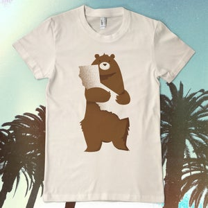 Image of California Bear Tee