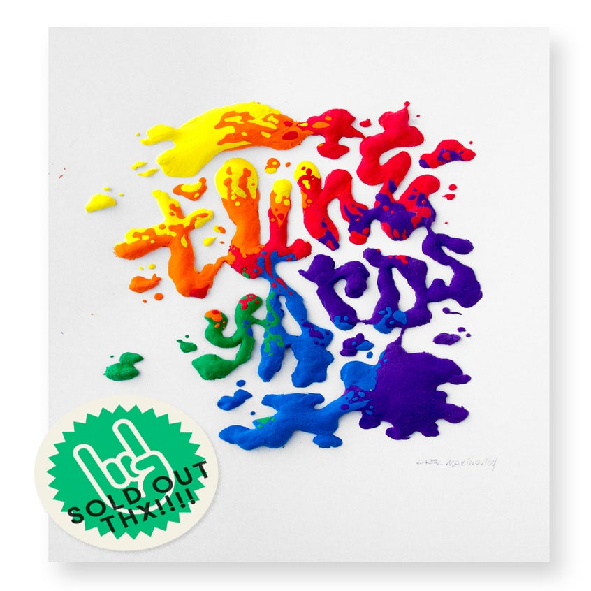 Image of tUnE-yArDs poster artwork