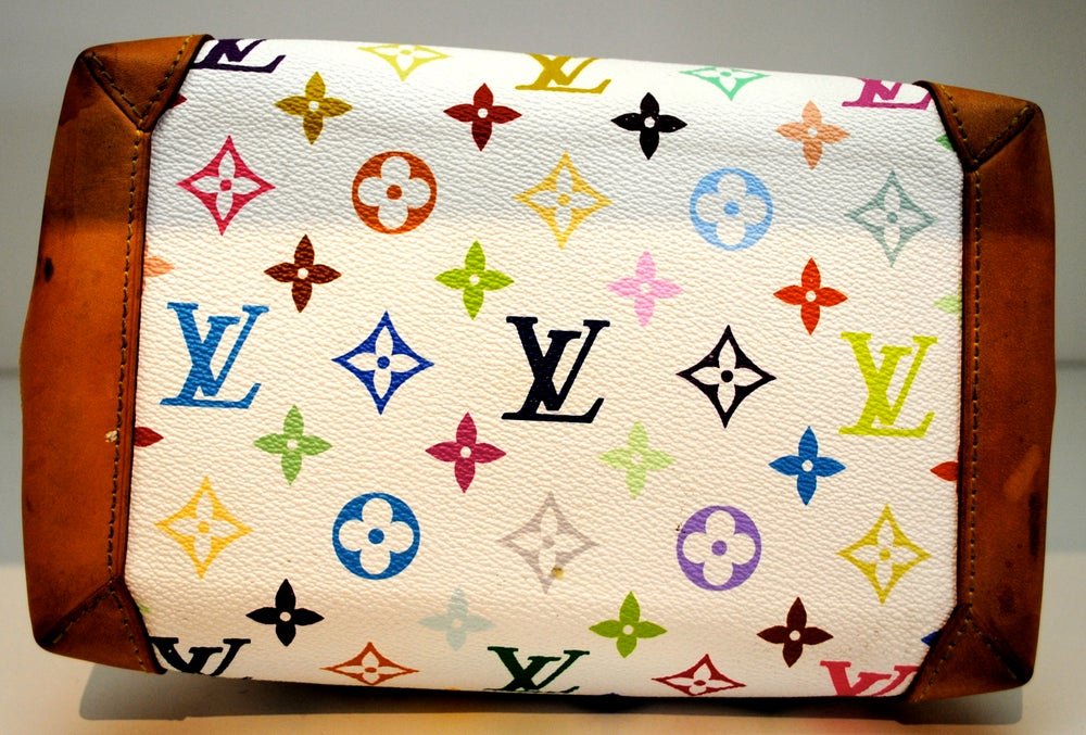 "Image of Louis Vuitton Multicolor ""Audra"""