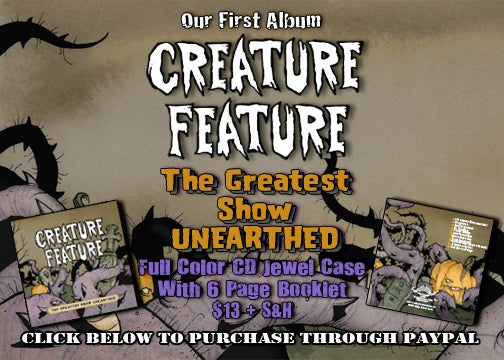 Image of The Greatest Show Unearthed CD