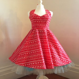 Image of Reindeer Dress