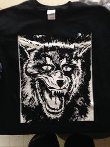 """Image of Psychic TV/SAKEVI """"POW"""" shirt"""