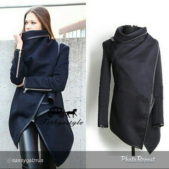 Image of Wrap Jacket