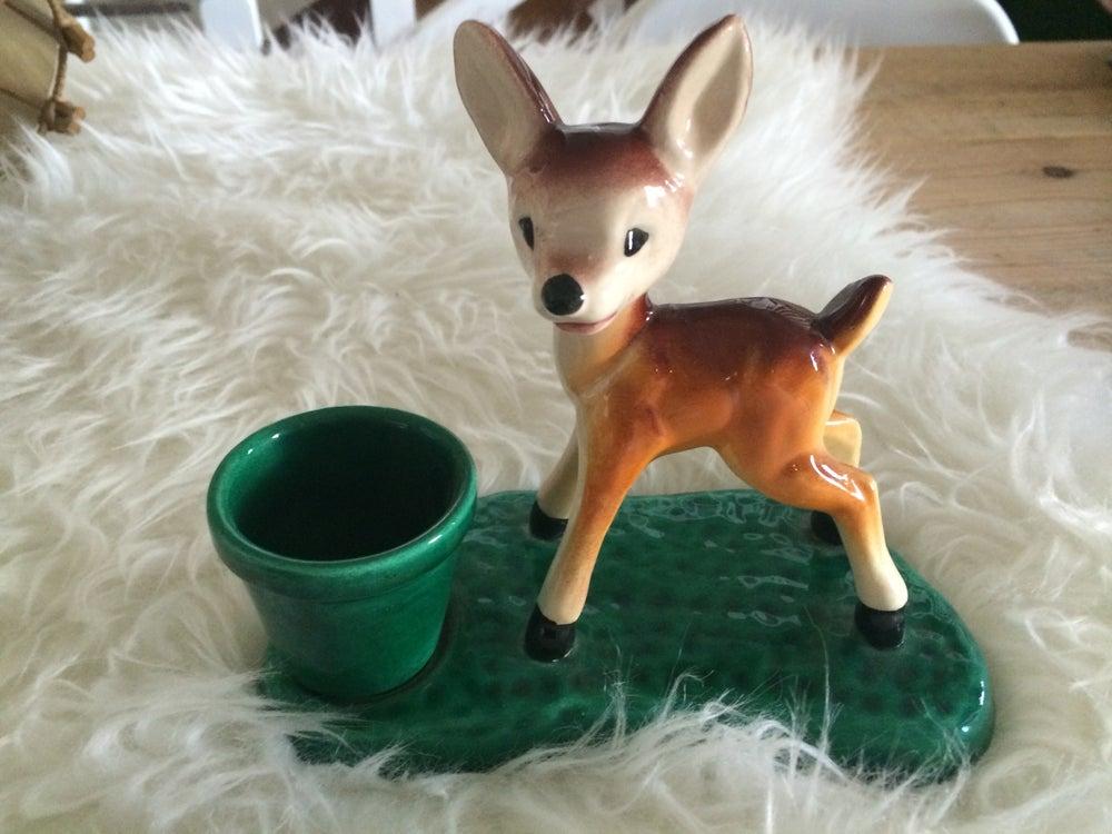 Image of Bambi pot à crayon vallauris