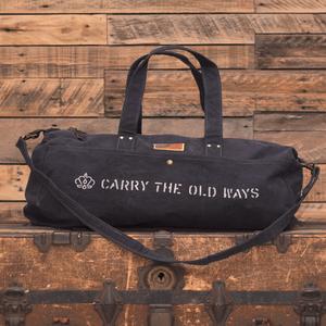 Image of Navyboy Waxed Duffle Bag