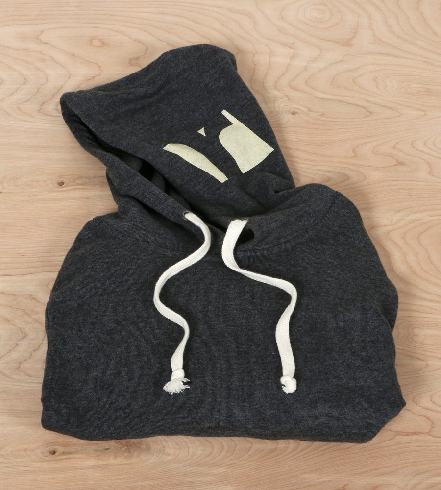 Image of Black Riverzedge Pullover Hoodie