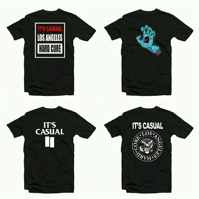 Image of T shirt 4 pack free shipping!