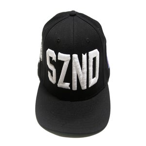 "Image of IMPRM x SAVS ""SZND"" Snapback (Black)"