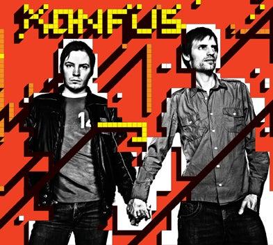 Image of Konfus: Konfus [cd]
