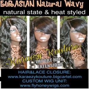 Image of Eurasian Natural Wavy