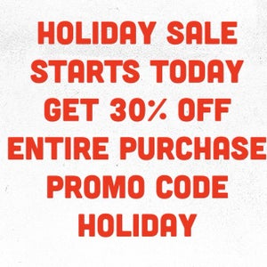 Image of Holiday Sale