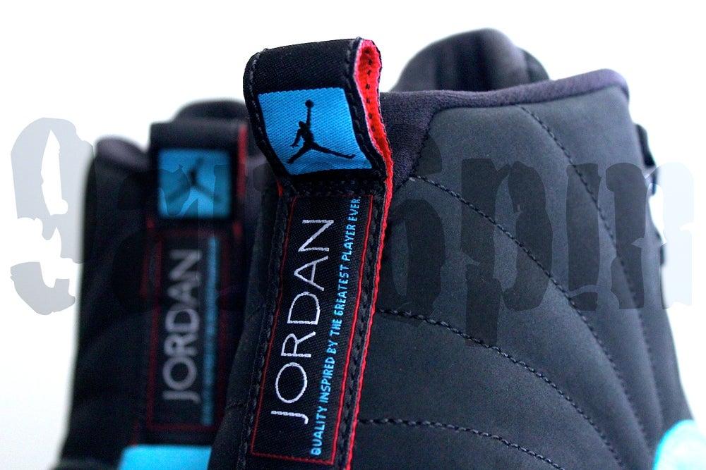 "Image of Nike AIR JORDAN XII RETRO ""GAMMA BLUE"""