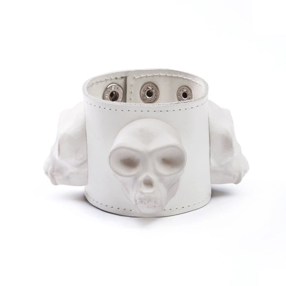 Image of Immaculate Cuff (White)