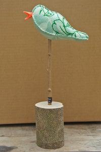 Image of Green Mini Birdie