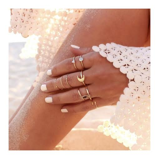 """Image of The """"My Moon.."""" Ring"""
