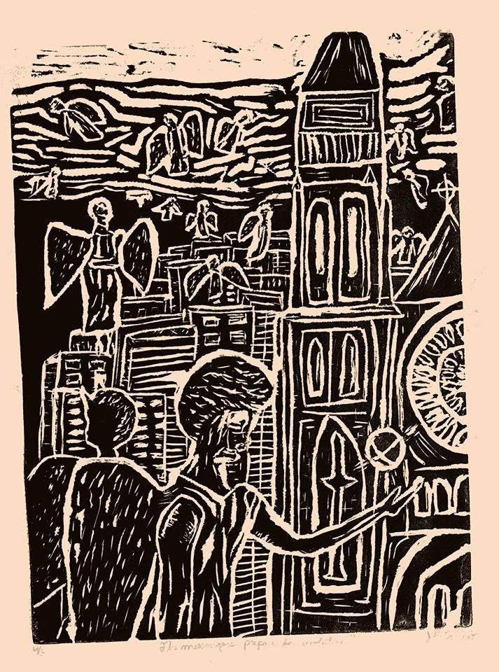 "Image of ""The Messenger's Prepare for Revolution"""