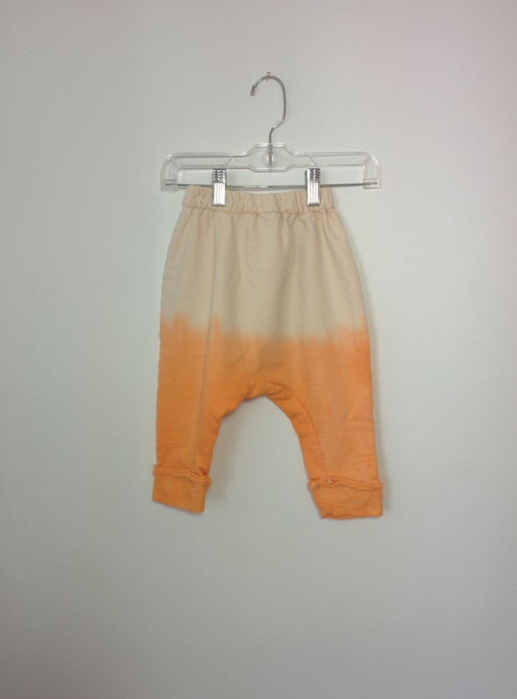 Image of French Dip Joggers - Creamscicle