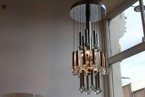 Image of 1960's italian chandelier