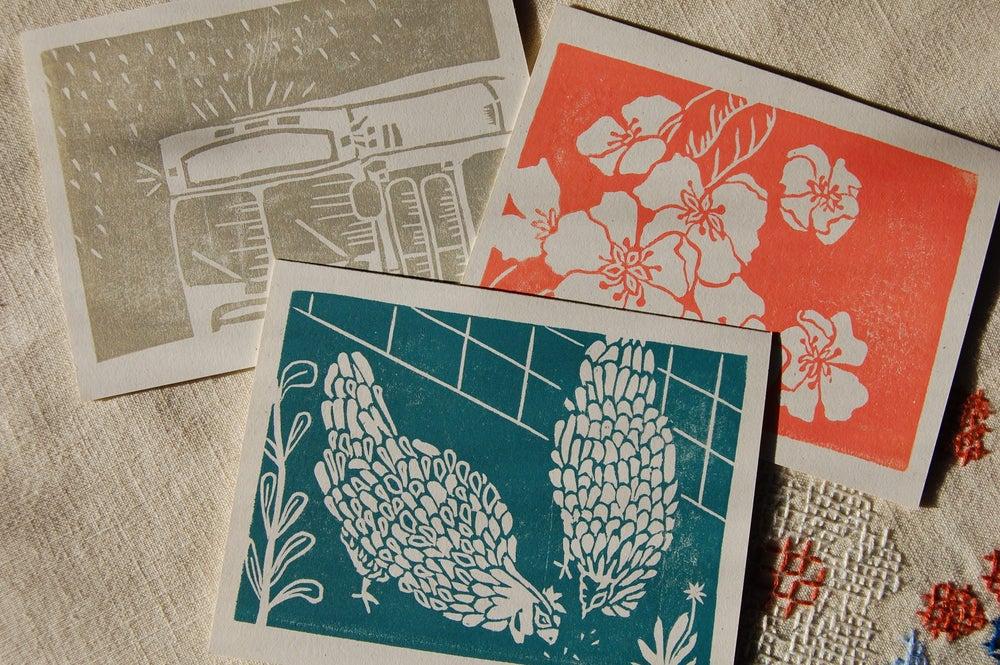 Image of 2015 Spring Card Set