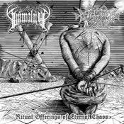 Image of Immolith/Spectral Manifest - Ritual Offerings of Eternal Chaos split